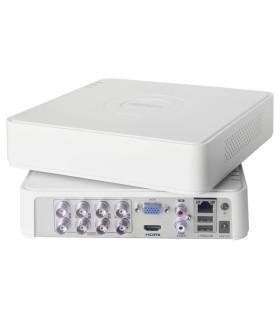 Videograbadora TurboHD (HD-TVI 720p v2.0) de 8 canales tríbrido (TurboHD(HD-TVI) / analógico / IP), con salida HDMI 1080p