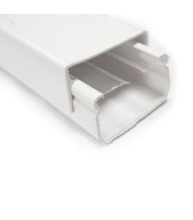 Canaleta PVC 40mm x 25mm CANALETA40x25