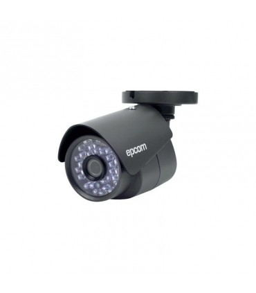 CAMARA EPCOM TURBO HD 1080p, GRAN ANGULAR (lente 2.8mm), para 40mts., Color blanco B8TURBOX