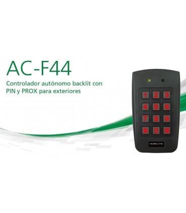 Teclado autonomo para 500 usuarios lector de proximidad integrado ACF-44