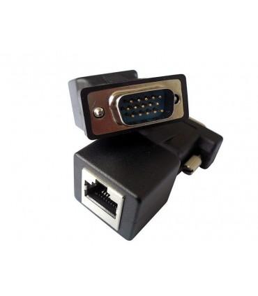 Mini domo PTZ IP 2MP, IR (30m) WDR, 4x zoom óptico 16x digital, día/noche PoE XPT-IE042IE