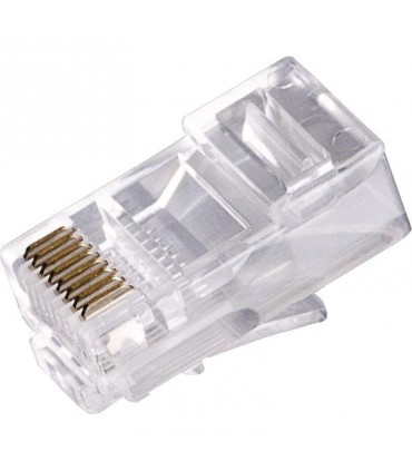 Connector RJ45 para Cable UTP Cat6