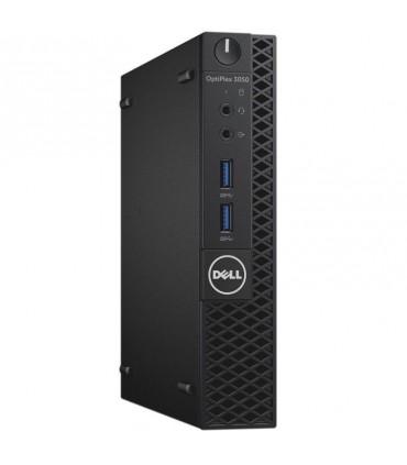 Computadora Dell Optiplex 3050 Micro WC7CY, Intel Core i5-7500T 2.70GHz, 4GB DDR4, 500GB SATA