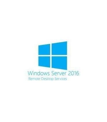 Microsoft Windows Server 2016 Standard - Licencia - hasta 16 CPU