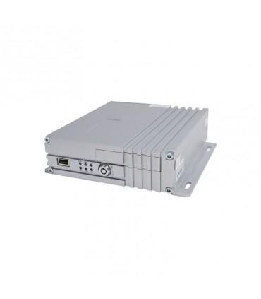 Vídeo Grabador Móvil XMR400H HD GPS-3G-WIFI  4CH 1080P AHD Graba SD