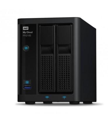 Disco Duro NAS WD 4TB My Cloud Pro Series PR2100 WDBBCL0040JBK-NESN