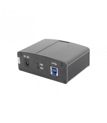 Cámara IP mini domo 2 megapixeles - WiFi - IR(30mts) exterior - microSD