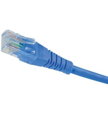 Patch Cord EPA049 UTP Cat6, 3ft,  T568A/B, Azul