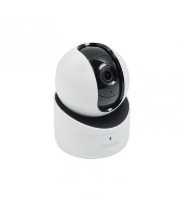Mini Domo PT IP 2 Megapixel DS-2CV2Q21FD-IW Interior 5 mts IR MicroSD  Bocina y Micrófono Integrado Lente 2.8 mm