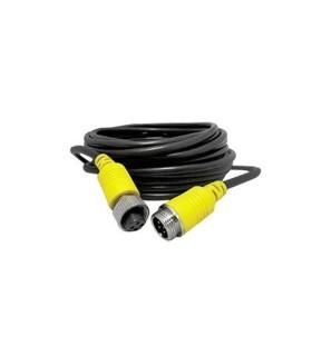 Cable de conexión de 7 m para XMR EPCOM, conectores de aviación, reforzado para instalaciones XMREXT7M