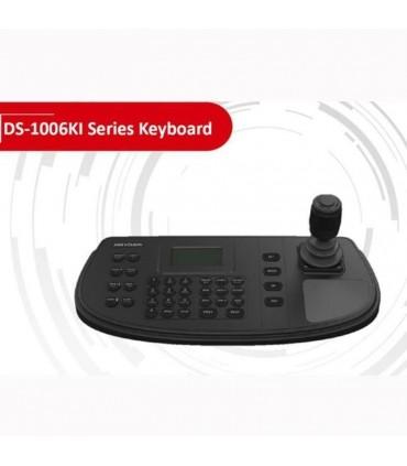 Joystick Controlador Analógico DS-1006KI para cámaras PTZ epcom/HIKVISION por RS485