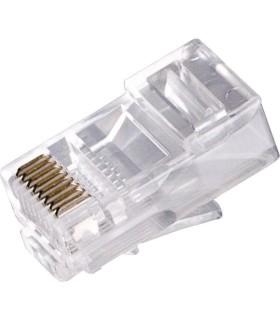 Conector RJ45 para Cable UTP Cat5e