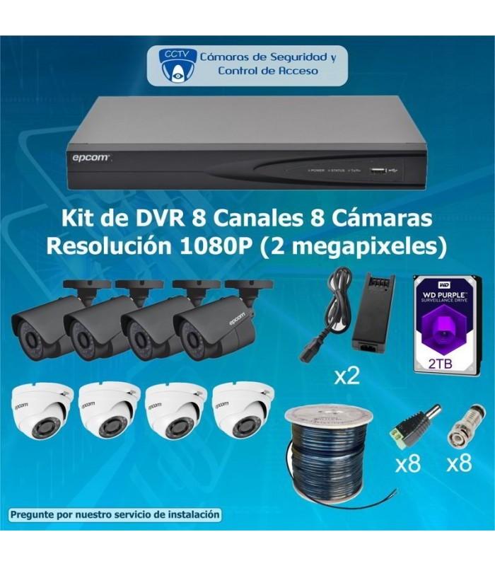 DVR HIKVISION DS-8100