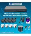DVR HIKVISION DE 8 CANALES ANÁLOGO DS8108HCIST