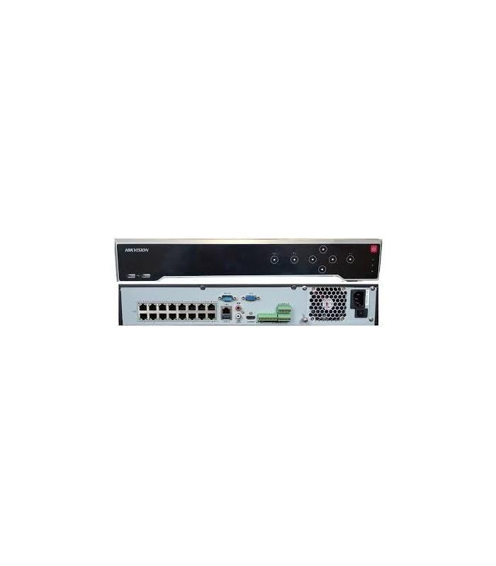 DVR HIKVISION 8 CANALES SLIM DS-7108HQHI-F1/N
