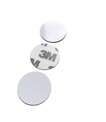 RFID Tag Calcomania o etiqueta de 125 KHz EM4100 (paquete de 10) ETIQUETA-RFID