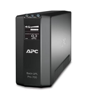 UPS APC Back-UPS Pro con ahorro de energía 700VA BR700G