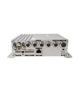 WDBBCL0080JBK-NESN WD 8TB My Cloud Pro Series PR2100 Almacenamiento conectado en rojo - NAS, Negro