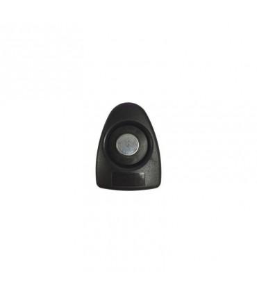 Ficha de contacto con base color negro GA-01B