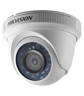 Cámara Hikvision DS-2CE56C0T-IRPF HD 720P Tipo Domo