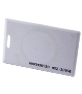 Tarjeta de proximidad ZKTeco Thick EM Card ID CARD Gruesa Perforada