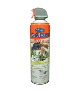 LIMPIA CONTACTO AC144GEN22 SABO CLEANER 590 ML(20 OZ)