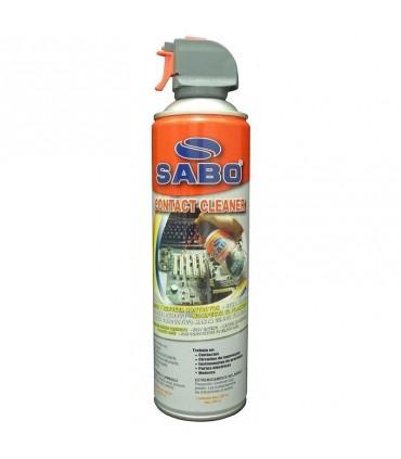 LIMPIA CONTACTO AC144GEN22 SABO CLEANER 590 ML(20 OZ)