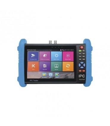 """Probador de Video con Pantalla LCD de 7"""" para cámaras IP / HD-TVI 8MP (TurboHD) y Análogas TPTURBO8MP"""