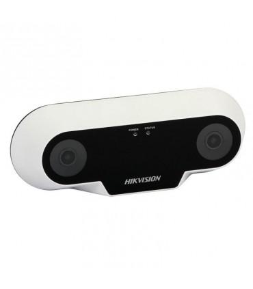 Cámara de conteo de personas IDS-2CD6810F/C Cámara IP Dual 640 X 960 Lente 2.8 mm PoE / Uso en Interior
