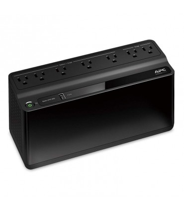 UPS BE600M1 APC 600 VA, 120 V, 1 puerto USB para carga