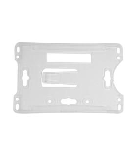 Porta tarjeta de plastico ABS  Transparente  ACCESS-HOLDERA