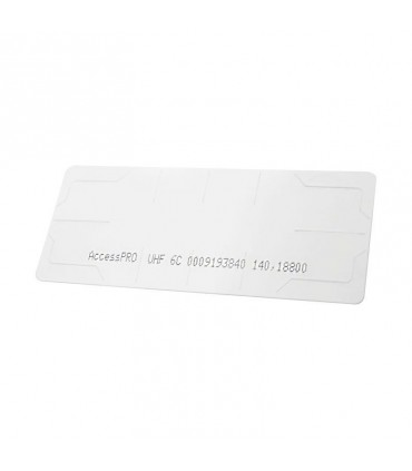 Calcomania para control de acceso Tag Adherible RFID para Automóvil ACCESS-TAG