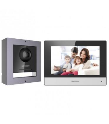 DS-KIS602  KIT de video portero Wifi Hikvision