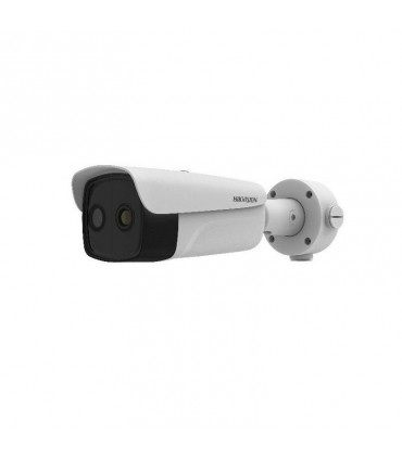Cámara de bala DS-2TD2636B-15-P termográfica de detección de temperatura