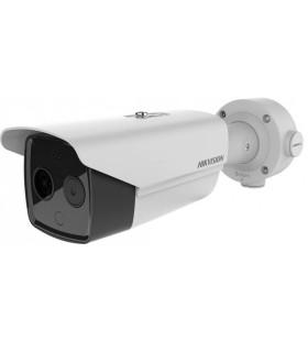 Camara tipo Balla IP DS-2TD2617B-6/PA Medición Multiple para Areas de Alto Flujo de Personas / Lente térmico 6mm