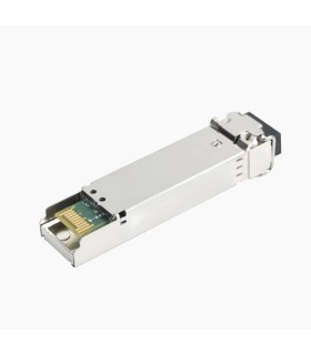 S-31DLC20D Transceptor MiniGbic SFP 1.25G LC Duplex para fibra Mono Modo 20 KM
