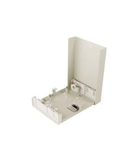 GCF-0065 Caja terminal interior 4 conectores SC o LC