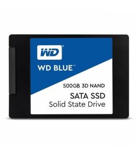 WDS500G2B0A SATA SSD- Unidad en estado sólido - 500 GB WD Blue 3D NAND