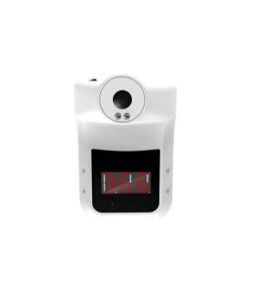 K3 Termómetro frontal de medición de temperatura infrarroja sin contacto para montaje en pared