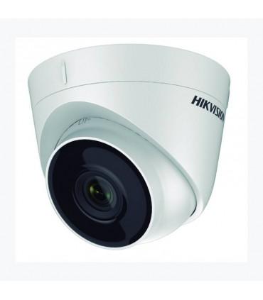 Camara Domo IP 4MP 2.8mm DS-2CD1343G0 IR 30m H265+ IP67 IK10 12VDC & PoE