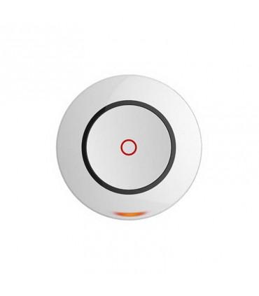 DS-PD1-EB-WR Botón de pánico para alarma, inalámbrica, alimentación por batería con tiempo de vida de 2 años, marca Hikvision
