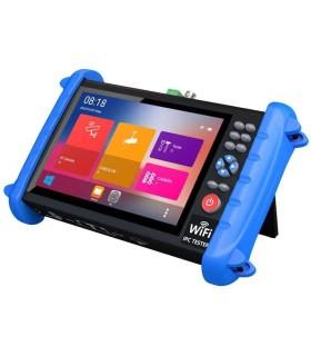 Probador CCTV IPCXA para cámaras IP de hasta 6 K y analógica