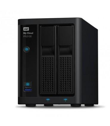 WDBBCL0080JBK-NESN WD 8TB My Cloud Pro Series PR2100