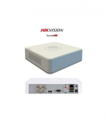 DS-7104HQHI-K1 DVR HIKVISION 4CH HASTA 4MP LITE