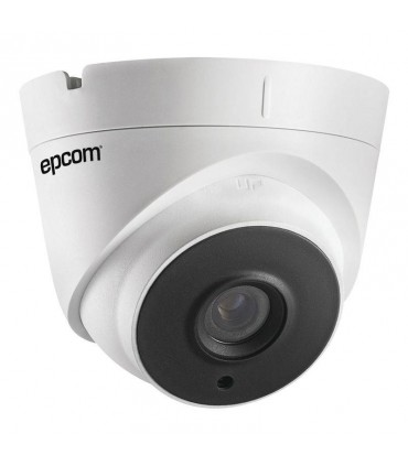 E50TURBOW Turret TURBOHD 5 Megapíxel, Gran Angular, Lente 2.8 mm 40 mts Smart IR, IP67