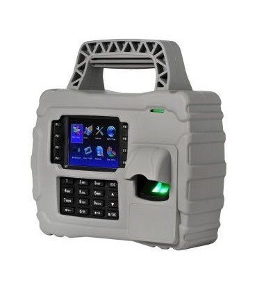 Terminal Portátil S922-3G  con Lector de Huella y Proximidad con Teclado con módulo de 3G