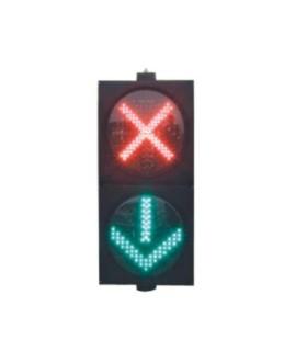 PRO-LIGHT-DL Semáforo Doble con Indicador Alto y Siga