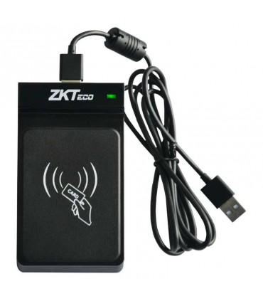 CR20E Enrolador de Tarjetas de proximidad ID, conectividad USB