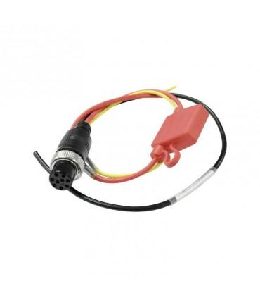 XMRSOURCE Cable de alimentación para XMR Series DVRs Moviles.
