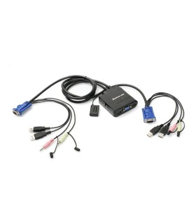 CABLE SWITCH KVM GCS72U para 2 dispositivos